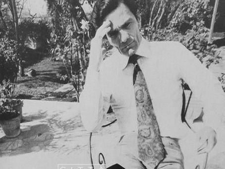 Intervista a Pasolini sulla fotografia. Progresso fotografico, settembre 1970.