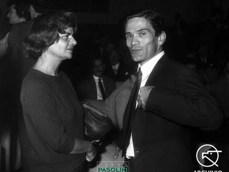 Elsa Morante e Pier Paolo Pasolini, un'amicizia fra poeti. Un racconto di Ninetto Davoli (1985)