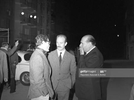 Pier Paolo Pasolini e il cinema di Roberto Rossellini (1969). Intervista con Jon Halliday.