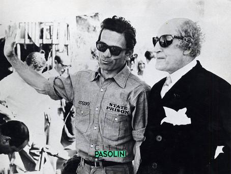 Quanto alle riserve sulla collaborazione di Totò con Pasolini . Franca Faldini, intervista (1993)