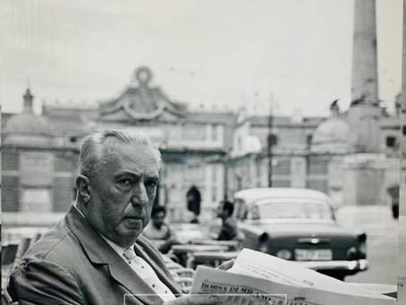 Pasolini recencisce 'Le novelle dal Ducato in fiamme' di Gadda (1953)