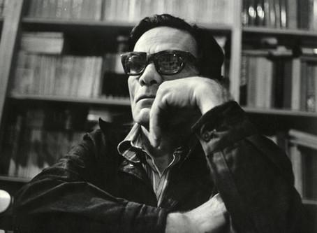 Pier Paolo Pasolini, Charta (sporca). 1971.
