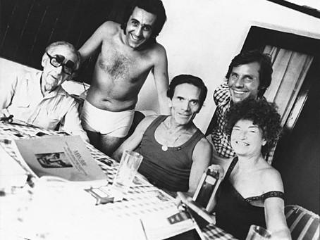 Andy Warhol, Ladies and Gentlemen. Un testo di Pier Paolo Pasolini