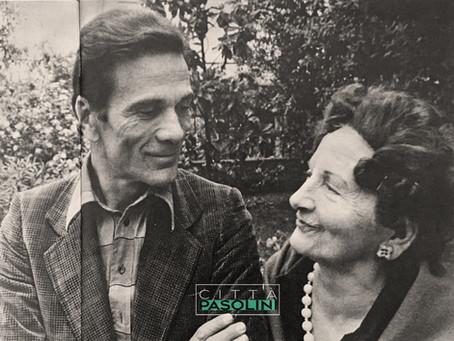 Supplica a mia madre. Una poesia di Pier Paolo Pasolini. Poesia in forma di rosa (1964)