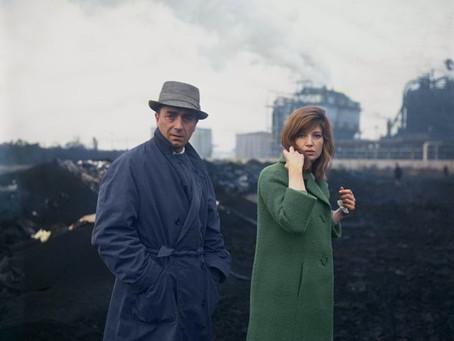 """Pier Paolo Pasolini su Antonioni: difendo """"Deserto rosso"""" (1965)"""