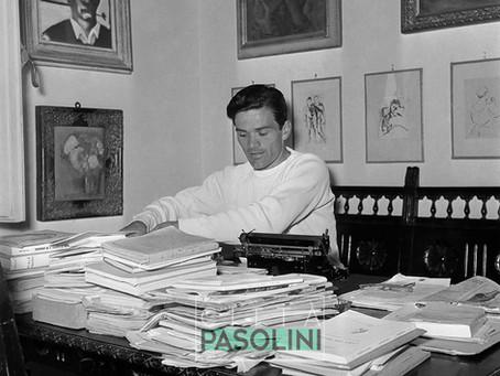 La vena segreta di Pier Paolo Pasolini. Un'intervista del 1955.