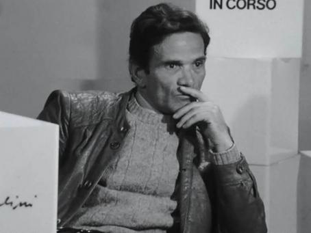 Pasolini intervistato da Marco Blaser  nella Radiotelevisione svizzera (1969)