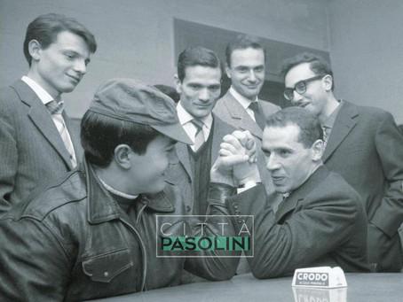 Pasolini prepara un film sui «teddy boys» milanesi. Un'articolo del 1959