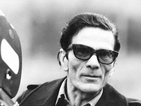 """7 febbraio 1974 andava in onda """"Pasolini  e...la forma della città"""""""