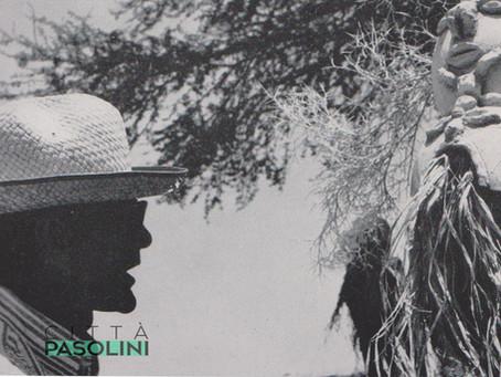 La sfinge nell'abisso.Pier Paolo Pasolini: il mito, il rito e l'antico. A cura di Maura Locantore