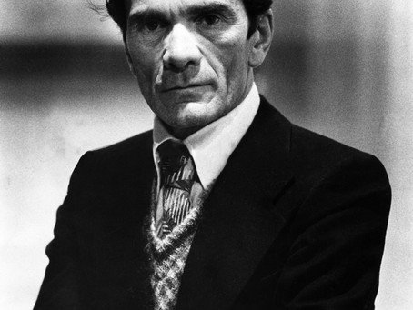 """La morte di Pasolini è, insomma, uno """"spreco"""" che la nostra cultura non si poteva permettere."""