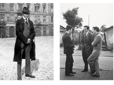 Pasolini e Kafka.