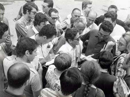 Pasolini nella Mostra 1968, Teorema. Un racconto di Italo Moscati. Scisma nella Biennale.