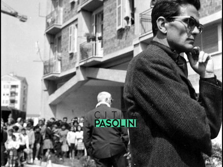 23 aprile, una poesia di Pier Paolo Pasolini.
