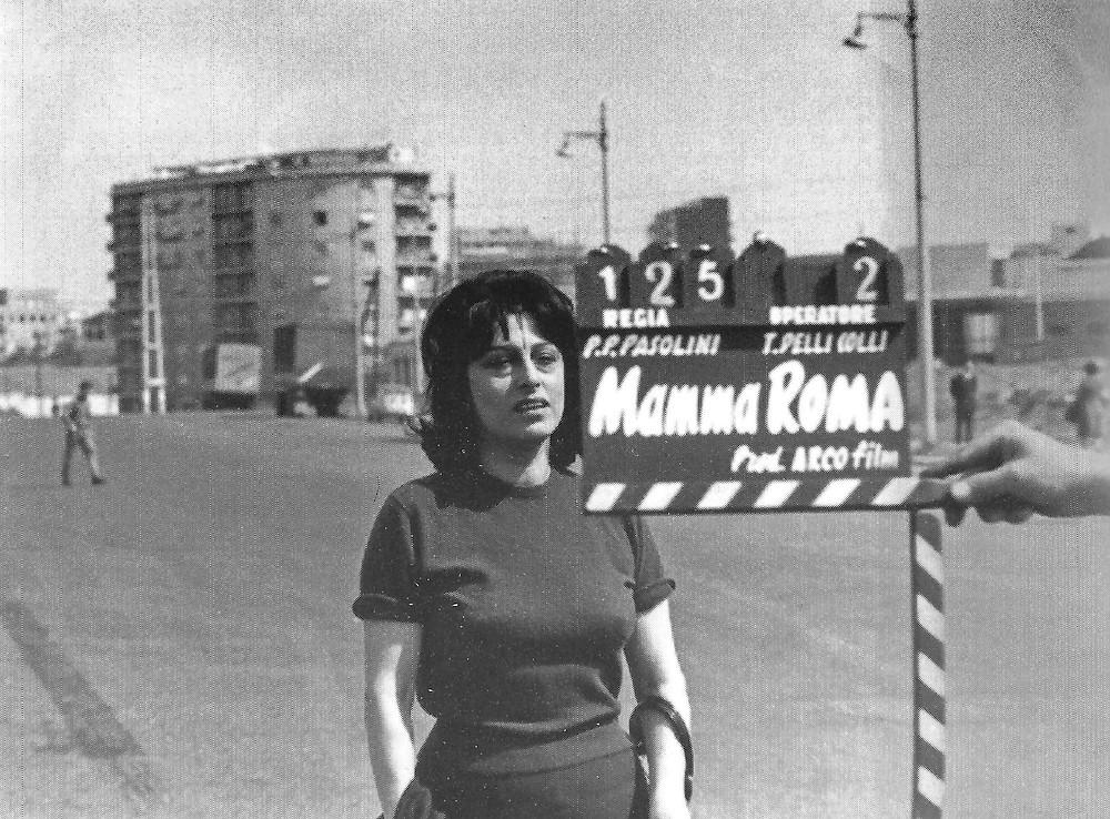 Mamma Roma. Diario di lavorazione. Pasolini.Città Pasolini