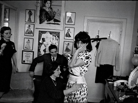 """Nerio Minuzzo """"La Magnani ha detto sì"""" (1962) dall'Archivio della Cineteca di Bologna. Intervista pe"""