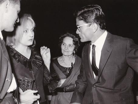 La mia piccola Susanna. Laura Betti e Susanna Colussi. Un ultimo incontro a Udine (1976)