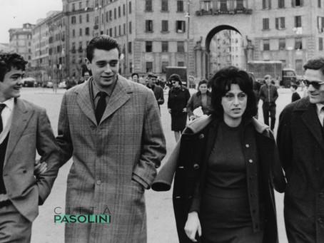 Carlo Di Carlo ci racconta la lavorazione di Mamma Roma, di Pasolini. Diario dal registratore (1962)