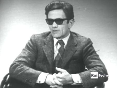 Pier Paolo Pasolini intervistato da Oreste del Buono in Cinema 70