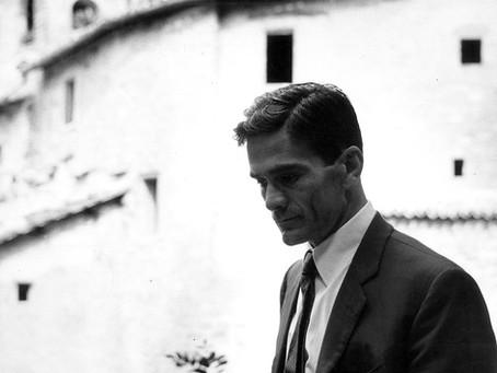 """Pasolini. """"Lingua"""" una poesia del 1947, raccolta nel volume """"L'Usignolo della Chiesa Cattolica"""""""