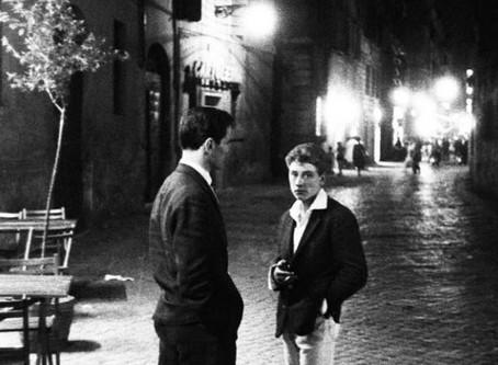Una serata romana con Pasolini