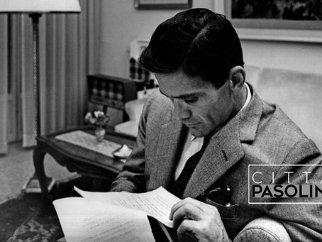 Pier Paolo Pasolini. Angoscia per lettere non espedite. Vie Nuove,1962