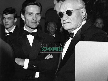 Pier Pasolini su Giuseppe Ungaretti (1969). Imbarazzante innocenza, Il caos.