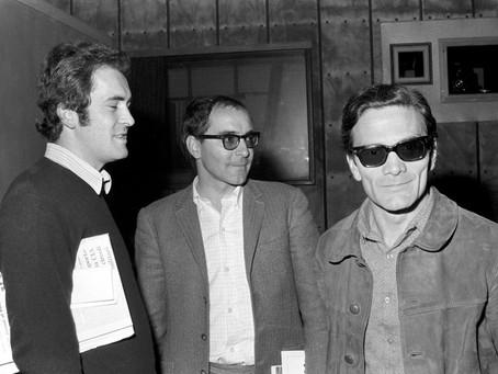 Cher Pasolini-Caro Godard. Il carteggio fra i registi (1967)