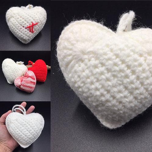 Coeur senteur Romance, création originale Talichic fait main France