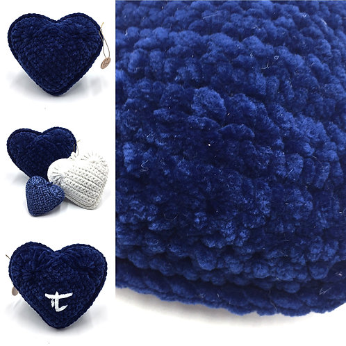 Coeur senteur Rêve, création originale Talichic fait main France