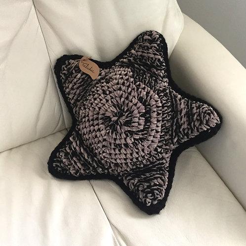 Coussin Forêt forme étoile