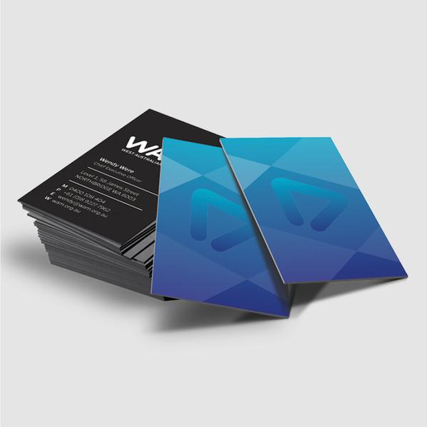 WAM business cards