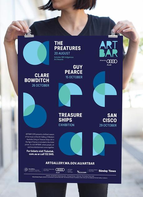 Artbar poster