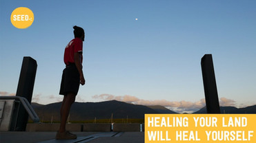 Healing your land will heal yourself