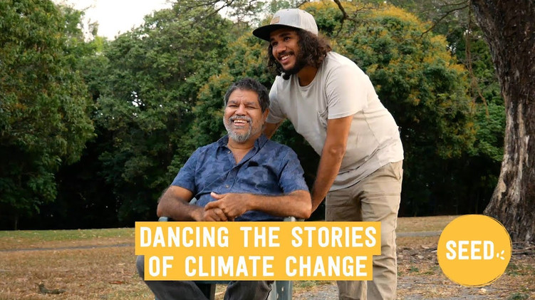 Dancing the stories of climate change