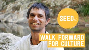 Walk forward for culture