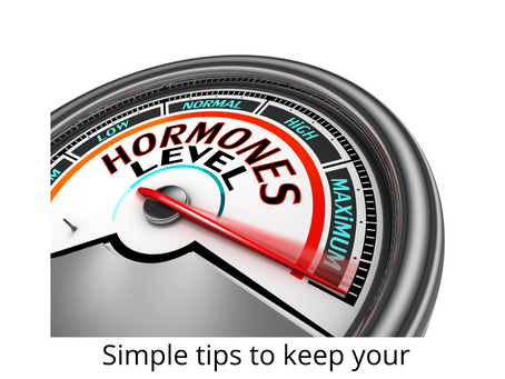 3 Simple, Healthy Hormone Hacks