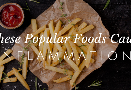 Foods that Trigger Inflammation