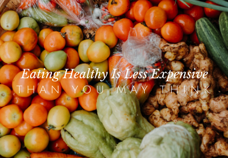 "Debunking the ""Healthy Food Is More Expensive"" - Myth"