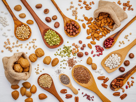 Phytic Acid, The Mineral Reducer