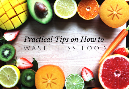 Practical Tips on Wasting Less Food