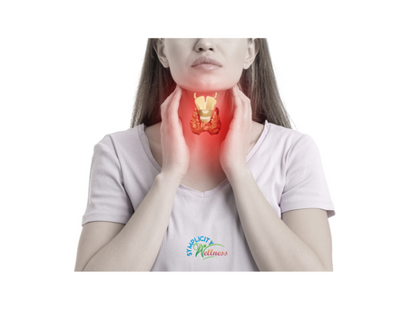 Did you know 1 in 3 Women are Estimated to Have a Thyroid Disorder?