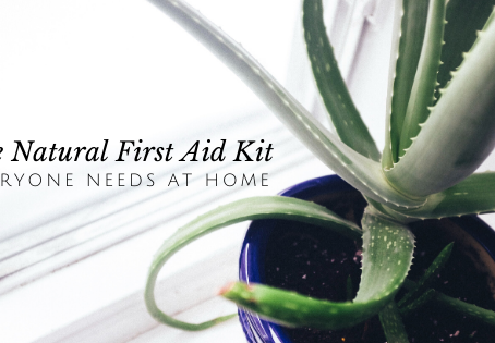 The Natural First Aid Kit