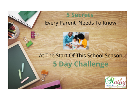 Stressed with School Starting, Join Me For This Free Training