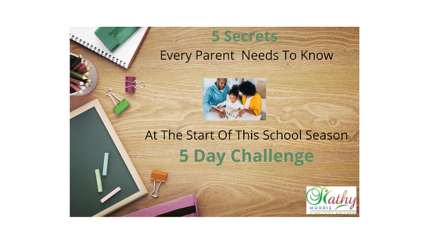 5 Secrets Every Parent Needs To Know At