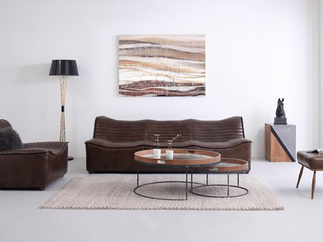 How to Maintain Your Leather Sofa