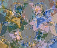 Combination Yellow/Blue