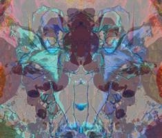 Hybrid Cyan/Blue I