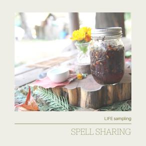 Spell Sharing