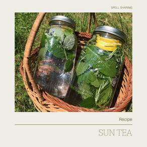Recipe: Sun Tea